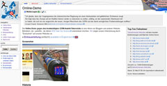 Image for 'CERN Online-Demonstration'