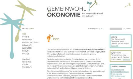 Image for 'www.gemeinwohl-oekonomie.org' 1