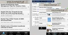 Image for 'iPhone Applikation'