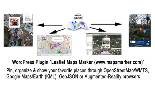 Image for 'Maps Marker Pro' 1