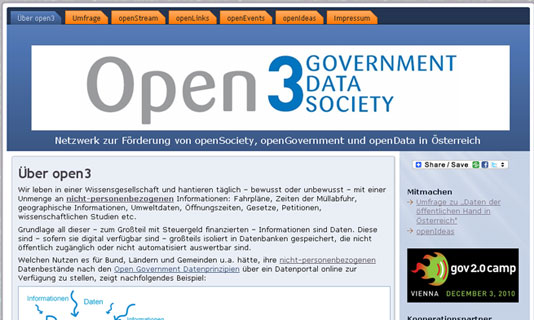 Image for 'open3.at' 1