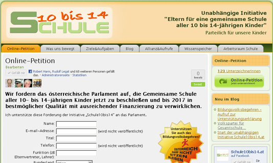 Image for 'schule10bis14.at' 1