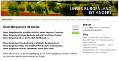 Image for 'www.unserburgenlandistanders.at'
