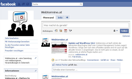 Image for 'webtermine.at' 6