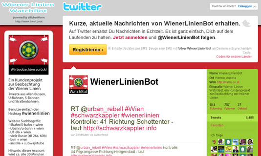 Image for 'WienerLinienBot' 1