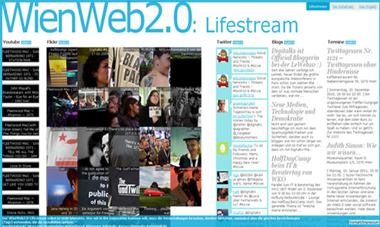 Image for 'wienweb20.at' 1